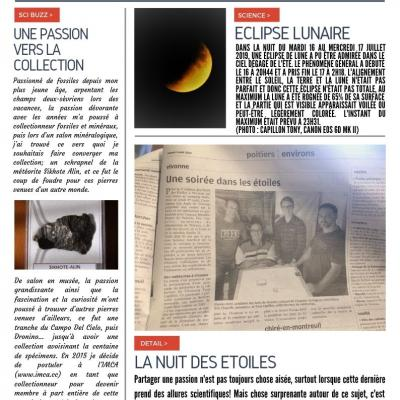 eclipse lunaire