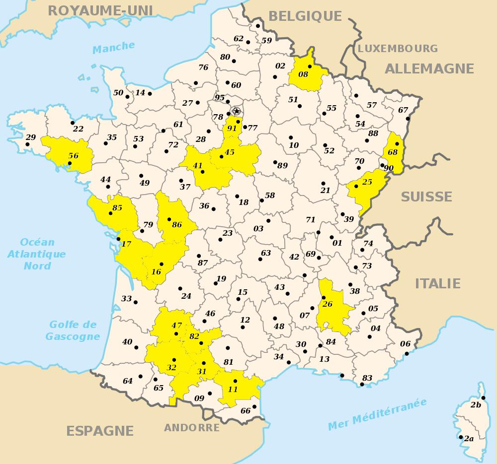 France meteorite