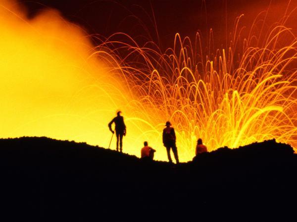 Hawai volcan