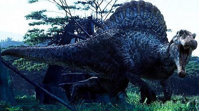 Terranova lescreaturesdeterranova spinosaure